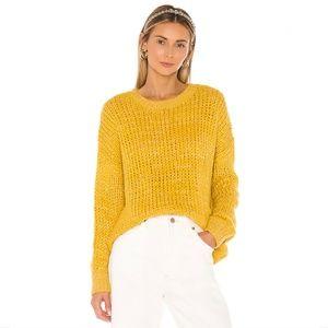 superdown Sheila Sweater in Mustard